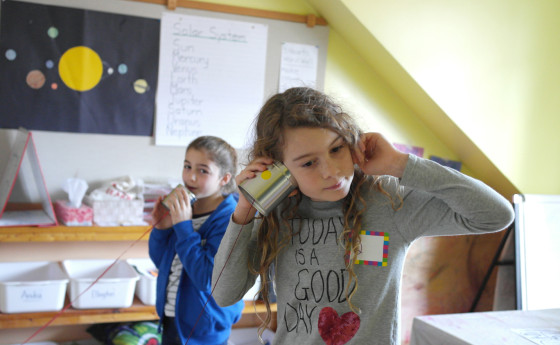 Invention of Sound Workshop at The B.E.N. School